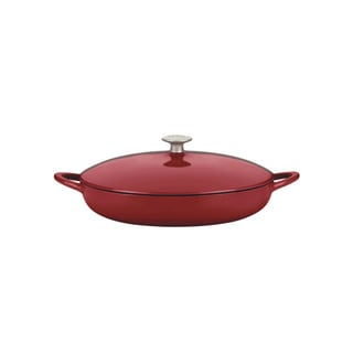 Dansk 2.5-quart Cast Iron Braiser Pan