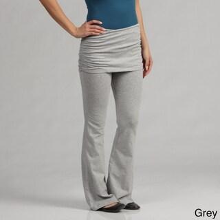 Tabeez Women's Skirted Yoga Pant