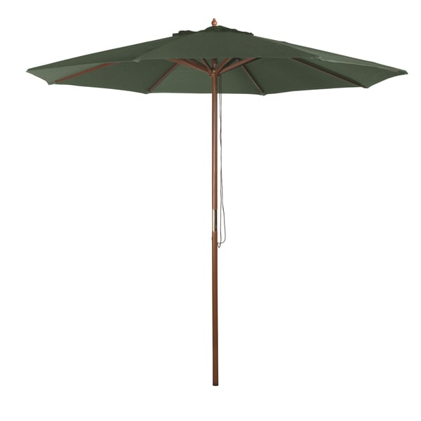 Green Market Umbrella