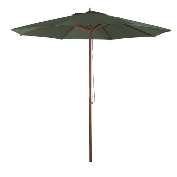 Green Market Umbrella