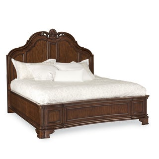 British Heritage Eastern King Panel Bed