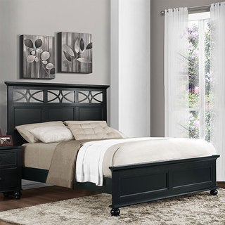 Piston Black Full-size Bed
