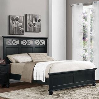Piston Black Full-size Bed