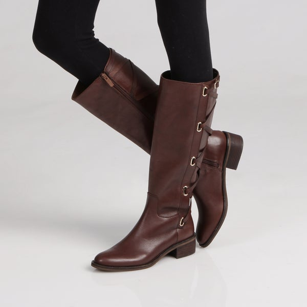 BCBGeneration 'Janiss' Leather Knee-high Boots