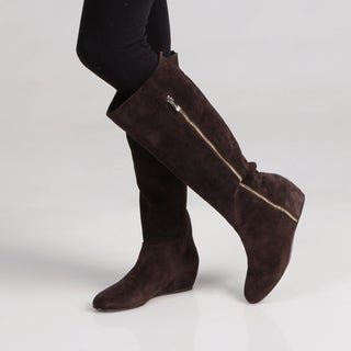 BCBGeneration 'Isanna' Leather Knee-high Boots