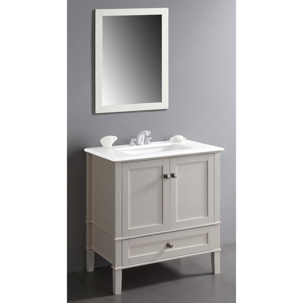 30 Inch White Bathroom Vanity With Drawers 28 Images