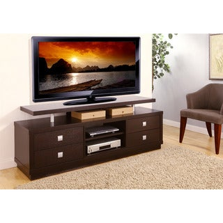 Furniture of America Gellar Multi Storage TV Stand