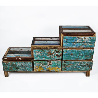 Ecologica Dresser Creativa Six Drawers