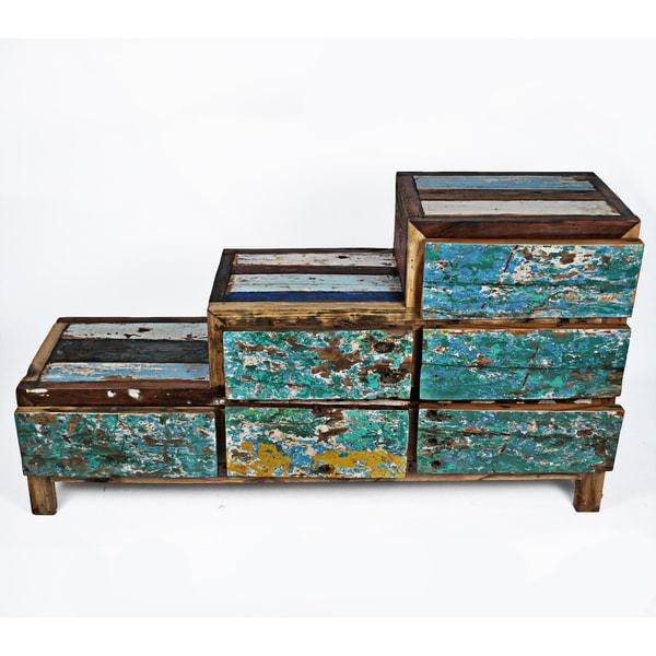 Ecologica Dresser Creativa Six Drawers