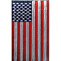 Curtain American Flag (Vietnam)