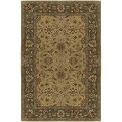 Hand-tufted Multicolored Eau Claire Wool Rug (2' x 3')