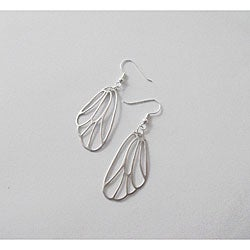 Adrienne Audrey Jewelry Butterfly Wing Earrings