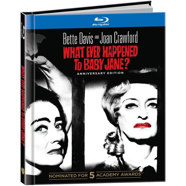 What Ever Happened To Baby Jane? 50th Anniversary DigiBook (Blu-ray Disc) 9189265