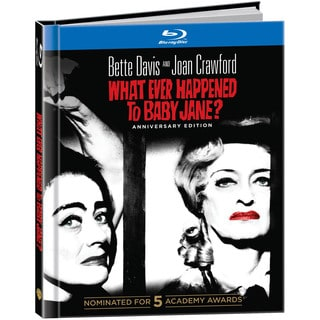 What Ever Happened To Baby Jane? 50th Anniversary DigiBook (Blu-ray Disc)