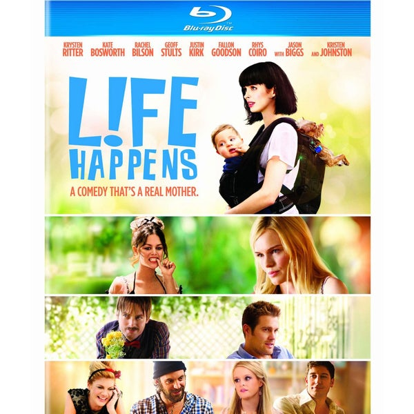 Life Happens (Blu-ray Disc)