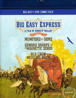 Big Easy Express (Blu-ray/DVD)