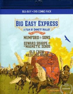 Big Easy Express (Blu-ray/DVD)