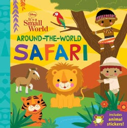 Around-the-World Safari (Paperback)