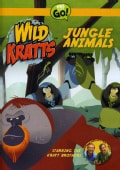 Wild Kratts: Jungle Animals (DVD)