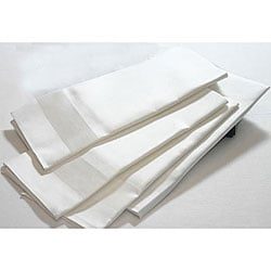 Satin Band 22x22-inch Napkins (Set of 4)