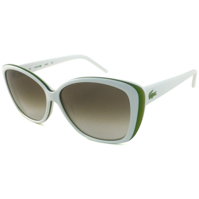 Lacoste Women's L612S Cat-Eye Sunglasses