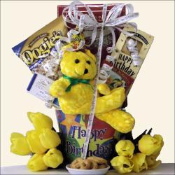 'Celebrate' Gourmet Birthday Gift Basket
