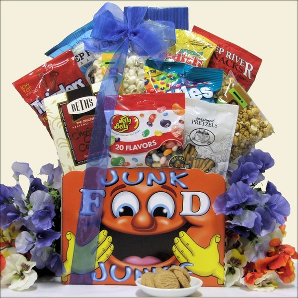 Take A Snack Break Gift Basket
