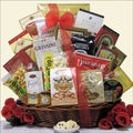 Snack Attack Gourmet Snacks Large Gift Basket