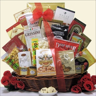 Great Arrivals Snack Attack Large Gourmet Gift Basket