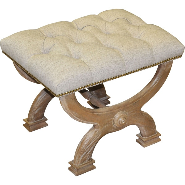 Cleopatra Wooden Bench 14313384 Overstock Com Shopping