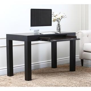 Abbyson Living Parker Espresso 4-leg Desk
