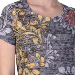 Tressa Designs Women's Round Neck Sublimation Tee