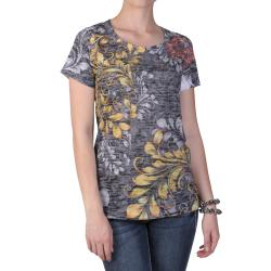 Tressa Designs Women's Round Neck Sublimation Tee
