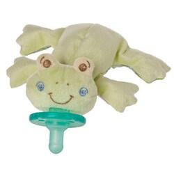 WubbaNub Hop Hop Frog Pacifier