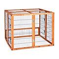 Prevue Pet Products Large Rabbit Playpen