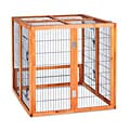 Prevue Pet Products Small Rabbit Playpen 4