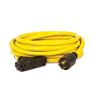 Champion Power Equipment 48034 Generator Accessory 25-foot Generator Power Cord