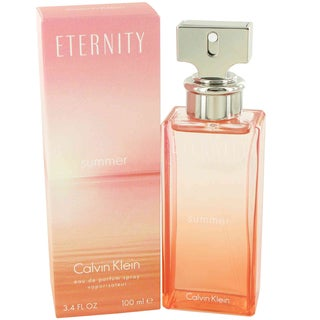 Calvin Klein Eternity Summer Women's 3.4-ounce Eau de Parfum Spray (Limited Edition 2012)