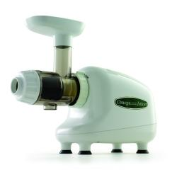 Omega White Single-gear Juicer