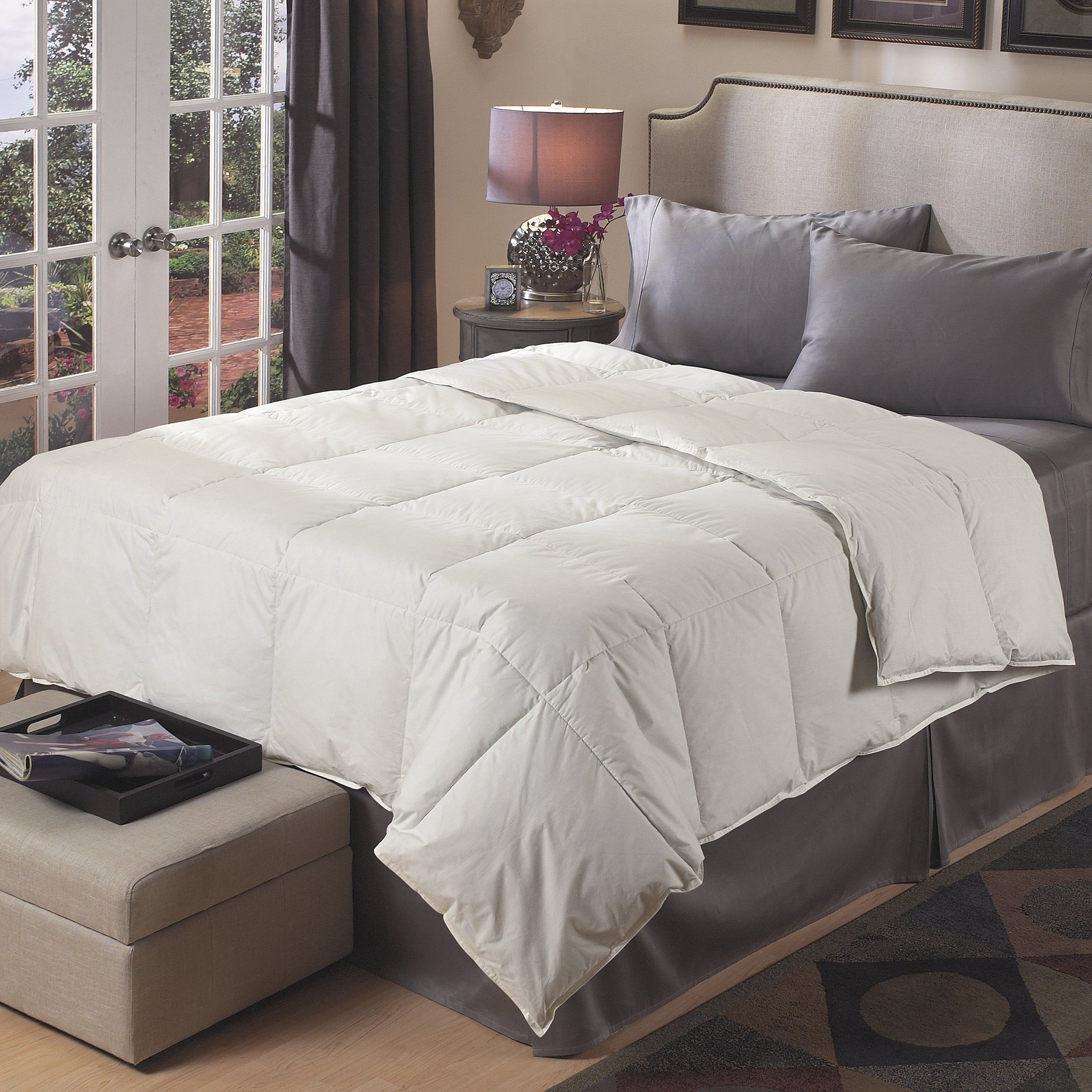 Joseph Abboud Classic Performance Down-like Comforter
