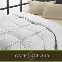 Joseph Abboud Pleated 425 Thread Count Down Comforter