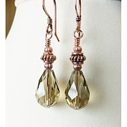 'Pamela' Teardrop Earrings