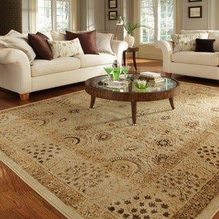 Pembrooke Antique Beige Rug (5'2 x 7'7)