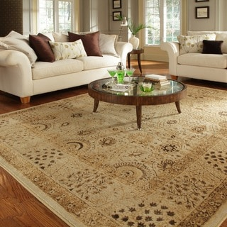 Pembrooke Antique Beige Rug (3'9 x 5'6)
