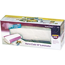 Hot And Cold Laminator Kit 13 inches