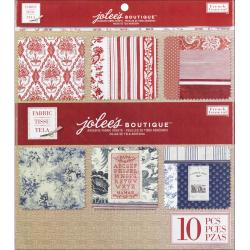 French General Adhesive Fabric Sheets 12