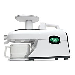 Green Star Elite Jumbo Twin Gear Juice Extractor