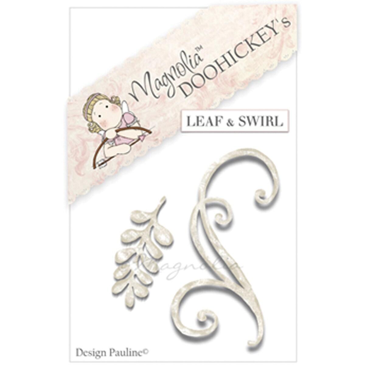 Wedding DooHickeys Dies-Leaf & Swirl