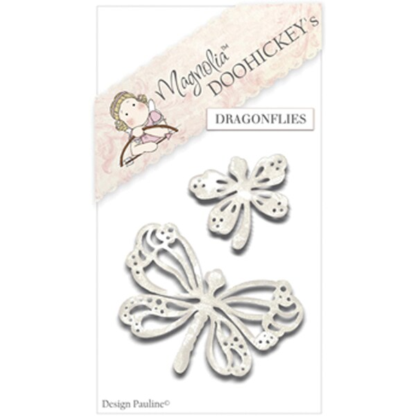 Bon Voyage DooHickeys Dies-Dragonflies