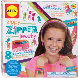 Zippy Zipper Jewelry Kit